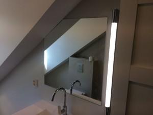 New shiny bathroom